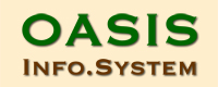 Operation and Agriculture Supply Information System (OASIS)